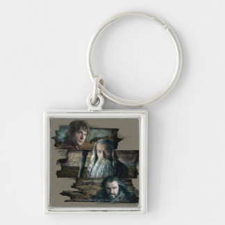 BAGGINS™, Gandalf, THORIN OAKENSHIELD™ Keychain