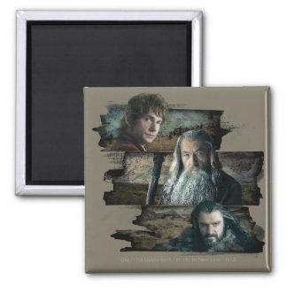 BAGGINS™, Gandalf, THORIN OAKENSHIELD™ Magnet