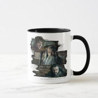 BAGGINS™, Gandalf, THORIN OAKENSHIELD™ Taza