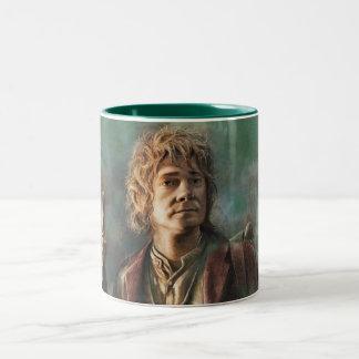 BAGGINS™ Illustration Two-Tone Coffee Mug