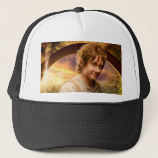 BAGGINS™ in Shire Collage Trucker Hat
