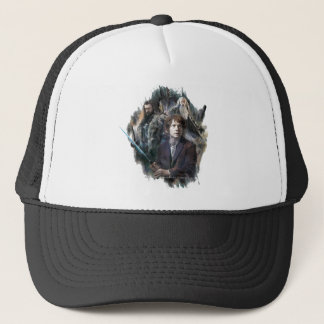 BAGGINS™, Thorin, and Gandalf Trucker Hat