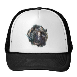 BAGGINS™, Thorin, and Gandalf Trucker Hat