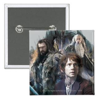 BAGGINS™, THORIN OAKENSHIELD™, & Gandalf Pins