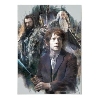 BAGGINS™, THORIN OAKENSHIELD™, & Gandalf Card