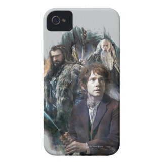 BAGGINS™, THORIN OAKENSHIELD™, & Gandalf Case-Mate iPhone 4 Case
