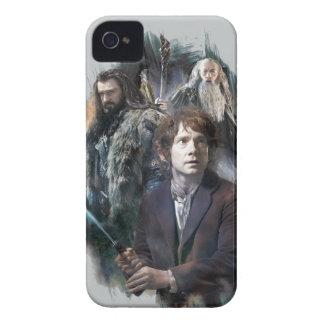 BAGGINS™, THORIN OAKENSHIELD™, & Gandalf iPhone 4 Case