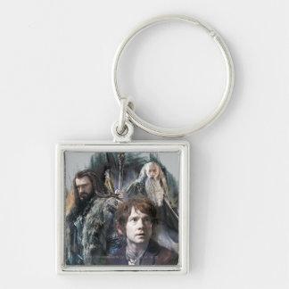 BAGGINS™, THORIN OAKENSHIELD™, & Gandalf Keychain