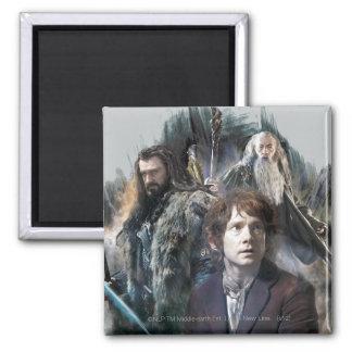 BAGGINS™, THORIN OAKENSHIELD™, & Gandalf Magnets