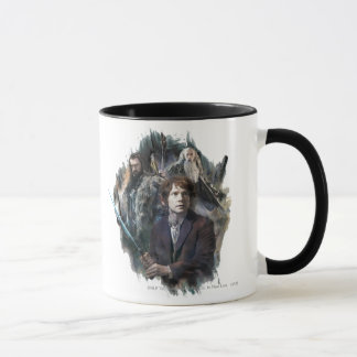 BAGGINS™, THORIN OAKENSHIELD™, & Gandalf Mug