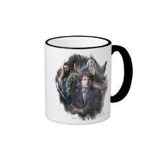 BAGGINS™, THORIN OAKENSHIELD™, & Gandalf Ringer Mug