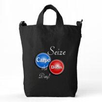Baggu bag - Carpe Diem