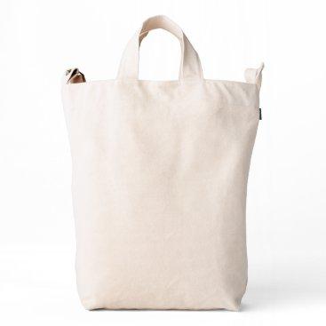 Beach Themed BAGGU Duck Bag, Canvas Duck Bag