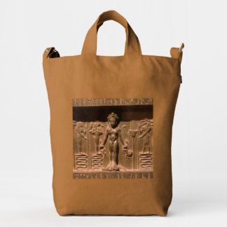 BAGGU Duck Bag Egyptian Historical Idols Sculpture