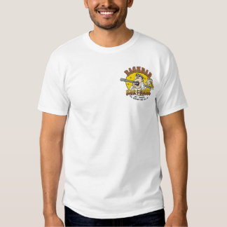 "Baghdad Bar ""GET TANKED! THE ROUNDS ARE ON US! T-Shirt"