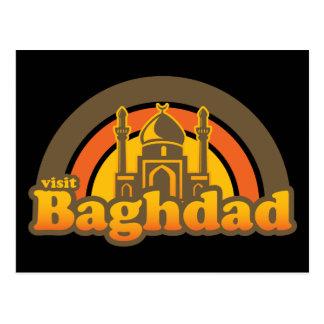 Baghdad Super Retro Postcard