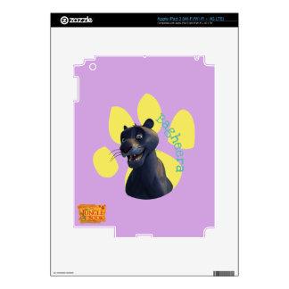 Bagheera 1 iPad 3 skin
