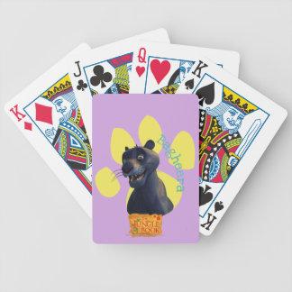 Bagheera 1 deck of cards