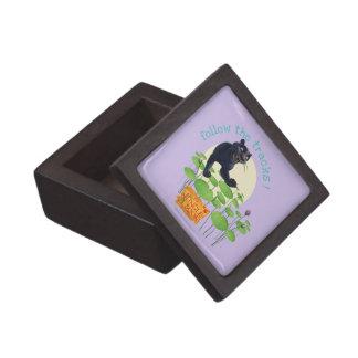 Bagheera 2 keepsake box