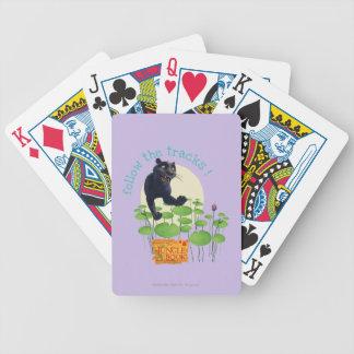 Bagheera 2 poker cards