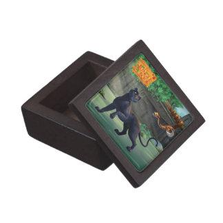 Bagheera 3 keepsake box