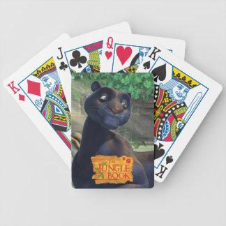 Bagheera 3 bicycle card deck