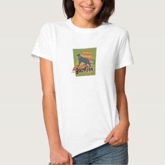 Bagheera con el nombre y el arte Disney Camisas
