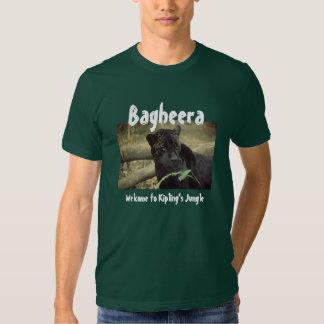 Bagheera: Dé la bienvenida a Kipling a la selva Poleras
