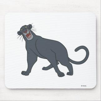 Bagheera del libro de la selva la pantera Disney Alfombrilla De Raton