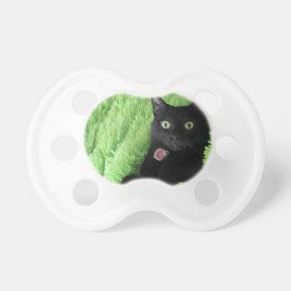 Bagheera el gato negro chupetes para bebés