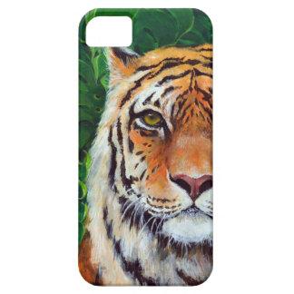 Bagheera el tigre iPhone 5 Case-Mate cobertura