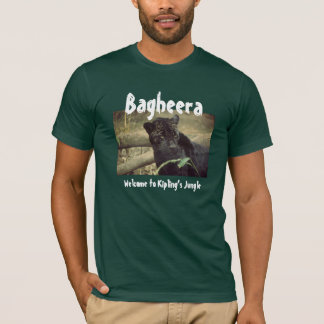 Bagheera: Welcome to Kipling's Jungle T-Shirt