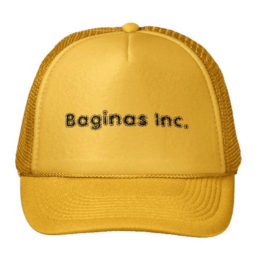 Baginas Inc. II Trucker Hat