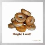Bagle Lust! Print