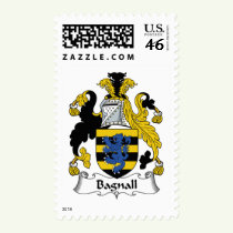 Bagnall Family Crest Stamps