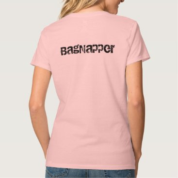 Beach Themed Bagnapper T-Shirt