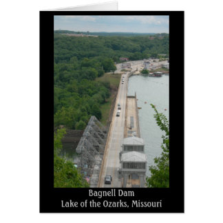 Bagnell Dam (Title) Card