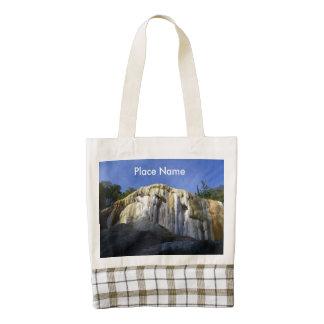 Bagni Di San Filippo Zazzle HEART Tote Bag