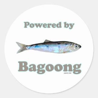 Bagoong Sticker