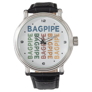 Bagpipe Cute Colorful Watch