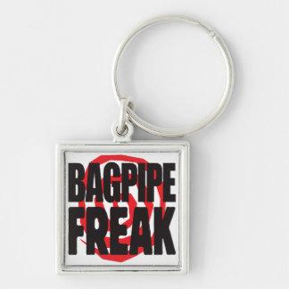 Bagpipe Freak Keychains