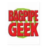 Bagpipe Geek Post Cards