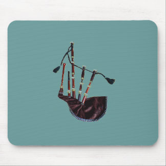 Bagpipe Mouse Pad