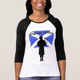 Bagpipe Widow T-Shirt