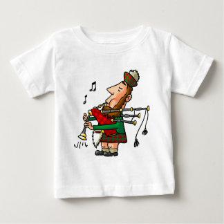 Bagpiper Baby T-Shirt