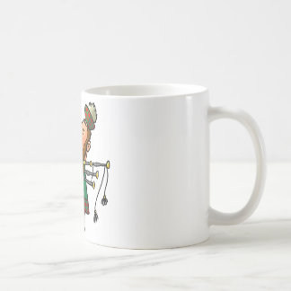 Bagpiper Coffee Mug