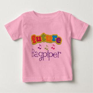 Bagpiper (Future) Baby T-Shirt