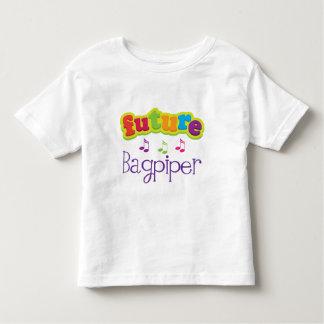 Bagpiper (Future) Toddler T-shirt