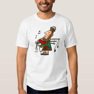 Bagpiper Tee Shirt