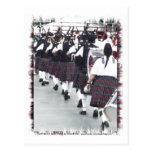 Bagpipers Post Cards